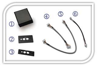 EX DAC bc acoustique Dans la boite octave-son