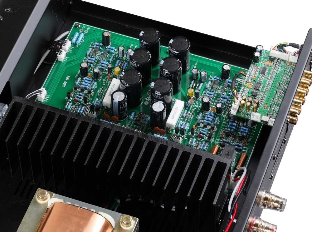 amplificateur intégré stéréophonique EX-322D c acoustique chez octave-son