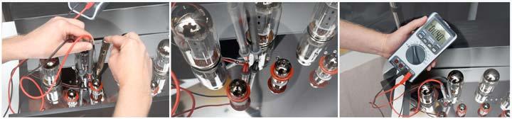 EX888.1 amplificateur installation bc acoustique chez octave-son