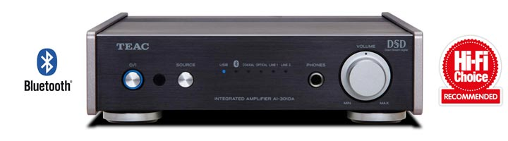 teac accueil ai 301da amplificateur bluetooth avec dac. Black Bedroom Furniture Sets. Home Design Ideas